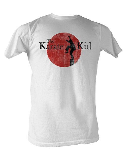 Camiseta Karate Kid grulla
